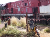 Ghan, Alice Springs