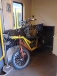 Limited space in NS intercity for bicycles